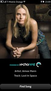 Eyrie detecting Aimee Mann